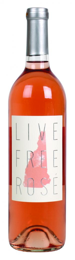 Live Free Rose Wine