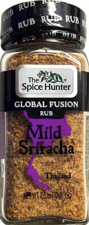 The Spice Hunter Mild Sriracha Rub