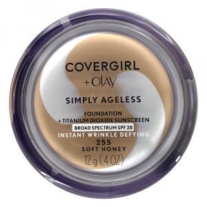 Covergirl Simply Ageless Foundation Soft Honey