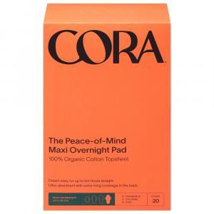 Cora Maxi Overnight Pads
