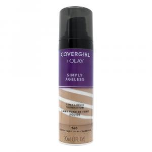 Covergirl Simply Ageless 3-In Classic Tan Liquid Foundation