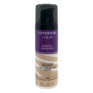 Covergirl Simply Ageless 3-In Natural Beige Foundation