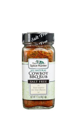 The Spice Hunter Cowboy Barbecue Rub Blend