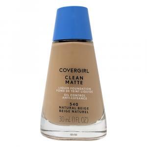 Covergirl Clean Liquid 540