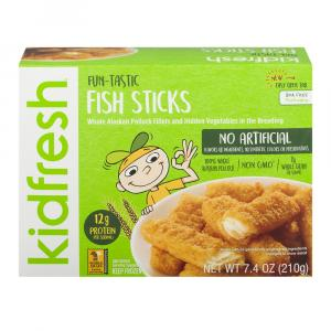 Kid Fresh Fish Sticks