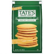 Tate's Bake Shop Limited Edition Lemon Cookies