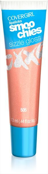 Covergirl Smooch Sizzle GLS Tickled Pink Shade 505