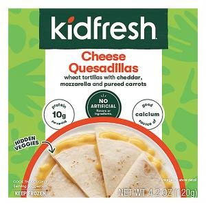 Kidfresh Muy Cheesy Quesadillas