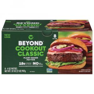 Beyond Meat Cookout Classic Patties