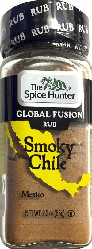 The Spice Hunter Smoky Chili Rub