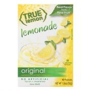 True Lemon Original Lemonade Sticks
