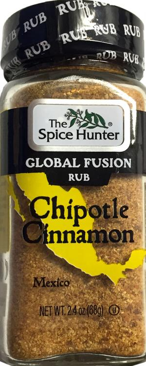 The Spice Hunter Chipotle Cinnamon Rub