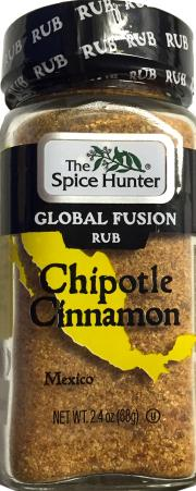 The Spice Hunter Chipotle Cinnamon Rub