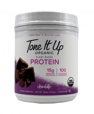 Tone It Up Organic Chocolate Plant Based Protein Drink Mix