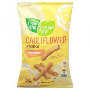 From The Ground Up Cheddar Cauliflower Stalks