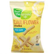 From The Ground Up Sea Salt Cauliflower Stalks