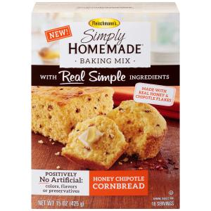 Simply Homemade Cornbread Muffin Mix