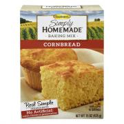 Fleischmann's Simply Homemade Cornbread Baking Mix