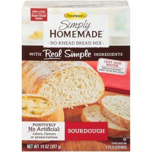 Simply Homemade Sourdough Bread Mix