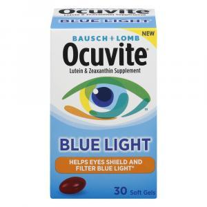 Bausch + Lomb Ocuvite Blue Light Vitamins