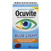 Bausch + Lomb Ocuvite Blue Light Vitamins