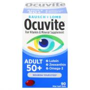 Ocuvite Adult 50 Plus Eye Vitamin & Mineral Supplement