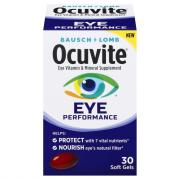 Ocuvite Eye Performance Soft Gels
