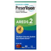 PreserVision Areds 2 Formula Soft Gels