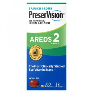 Bausch + Lomb PreserVision Areds 2 Formula