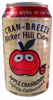 Ricker Hill Cranbreeze Apple Cranberry Cider