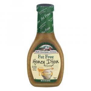 Maple Grove Farms Fat Free Honey Dijon Maple Salad Dressing