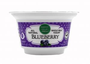 Hudson Valley Fresh Blueberry Whole Milk Yogurt