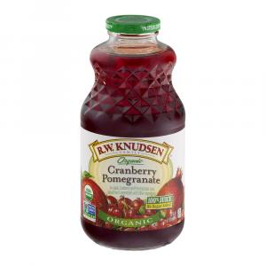 R.w. Knudsen Organic Cranberry Pomegranate Juice