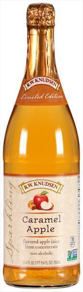 R.w. Knudsen Sparkling Caramel Apple Juice