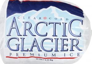 Arctic Glacier Block Ice