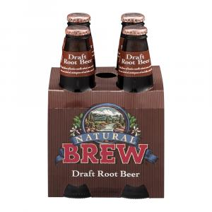 R.w. Knudsen Natural Brew Root Beer