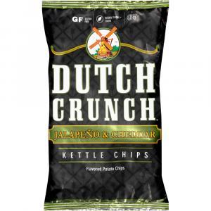 Dutch Crunch Jalapeno Cheddar Kettle Potato Chips