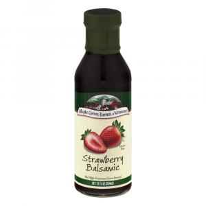 Maple Grove Farms All Natural Strawberry Balsamic Dressing