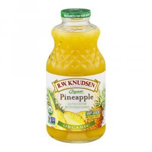 R.W. Knudsen Organic Just Pineapple Juice