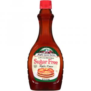 Maple Grove Farms Sugar Free Syrup