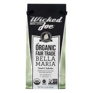 Wicked Joe Organic Bella Maria Espresso