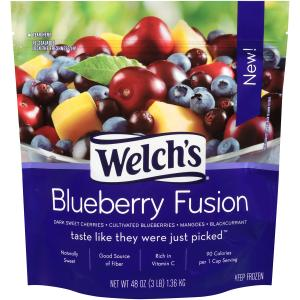 Welch's Blueberry Fusion
