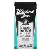 Wicked Joe Organic Italian Blend Ground Coffee