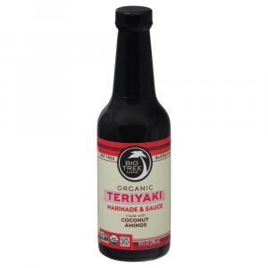 Big Tree Farms Organic Teriyaki Marinade & Sauce