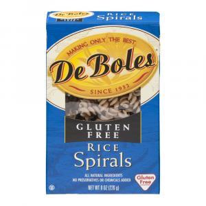 Deboles Rice Spirals
