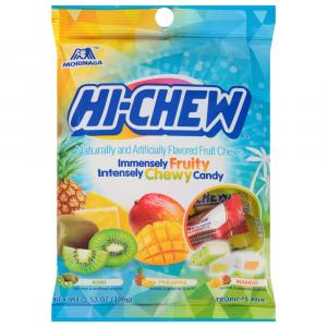 Hi-Chew Tropical Mix Fruit Candy