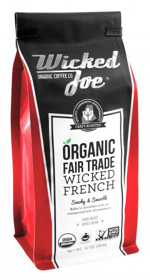 Wicked Joe Organic Wicked French Coffee