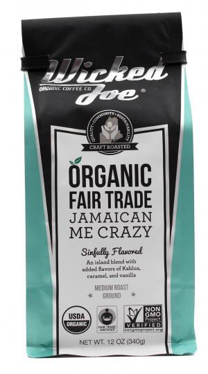 Wicked Joe's Organic Seasonal Blend Coffee