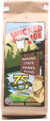 Wicked Joe Maine State Park Blend Coffee