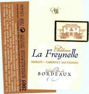 Chateau La Freynelle Bordeaux Blanc
